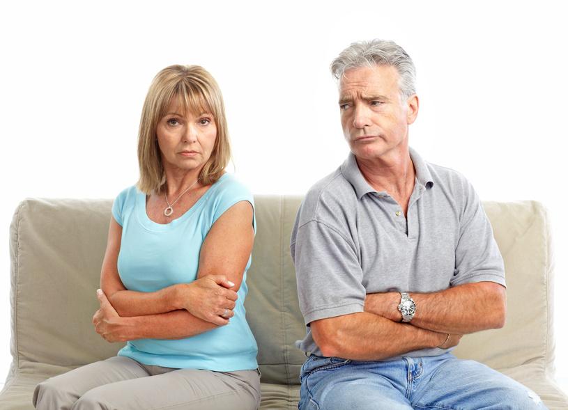 Le divorce chez les séniors: un nouveau phénomène de société ?