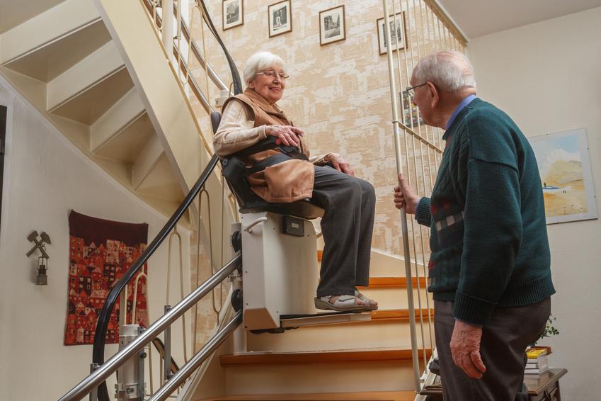 Pour bien choisir son monte escalier, privilégiez la qualité !