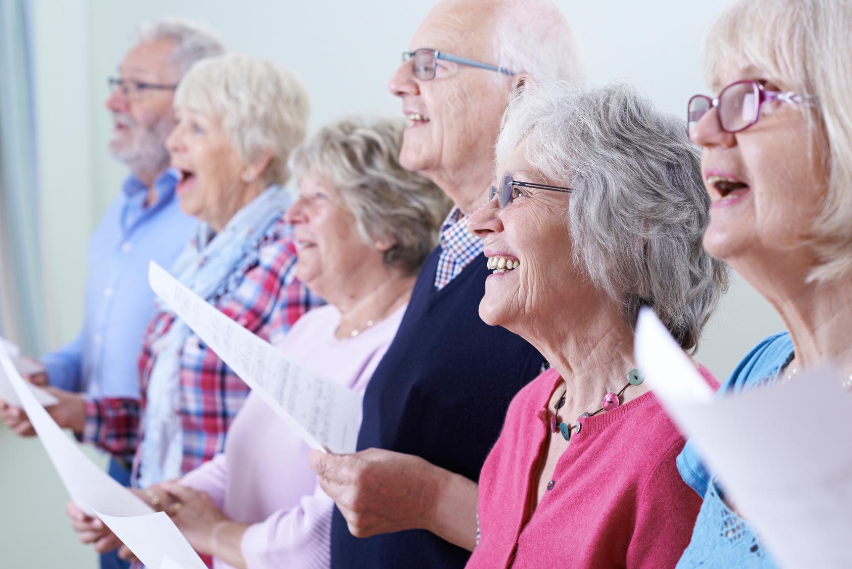 La chorale : un loisir indémodable chez les seniors