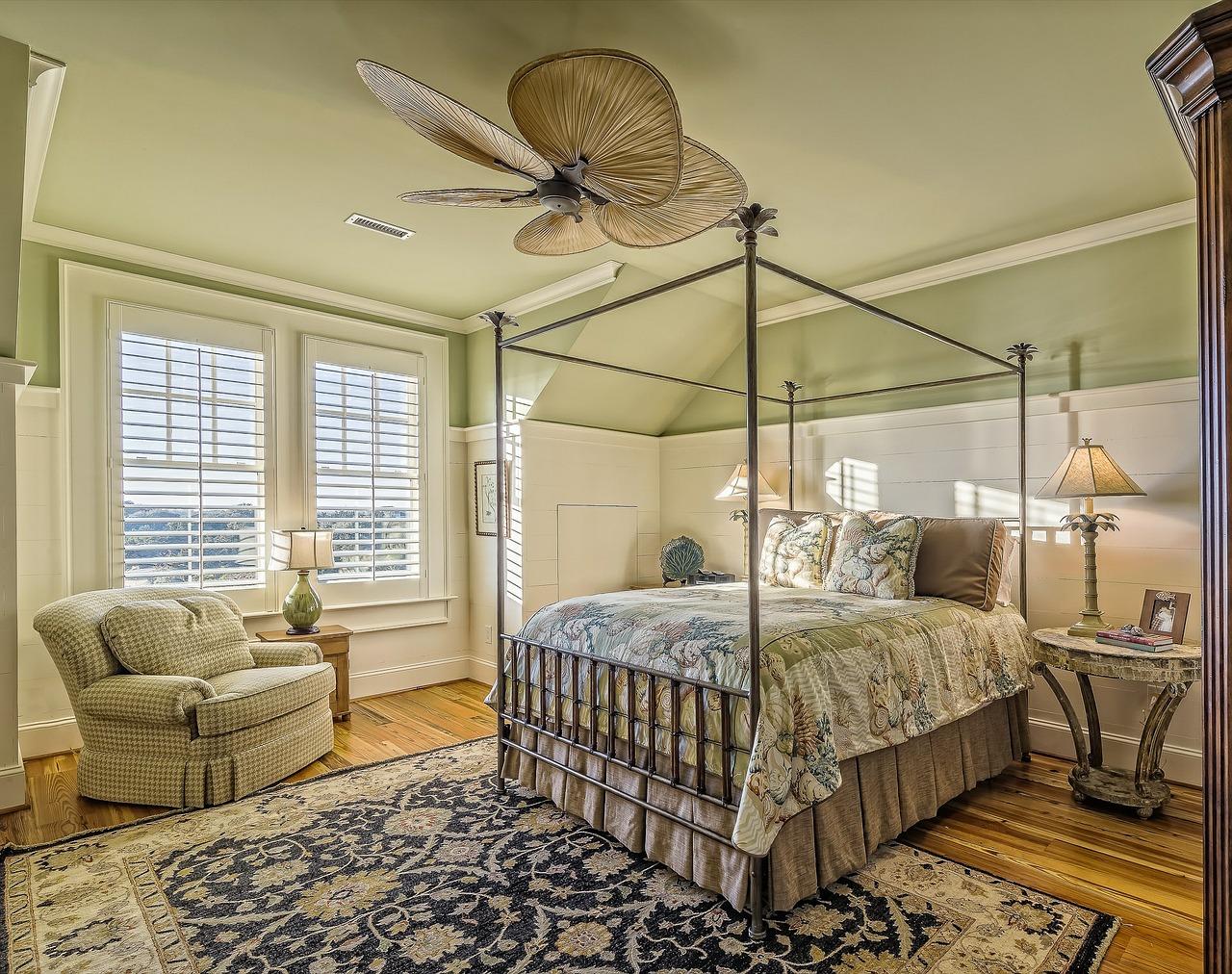 Comment organiser votre chambre pour mieux dormir ?